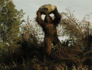 Bigfoot Attack