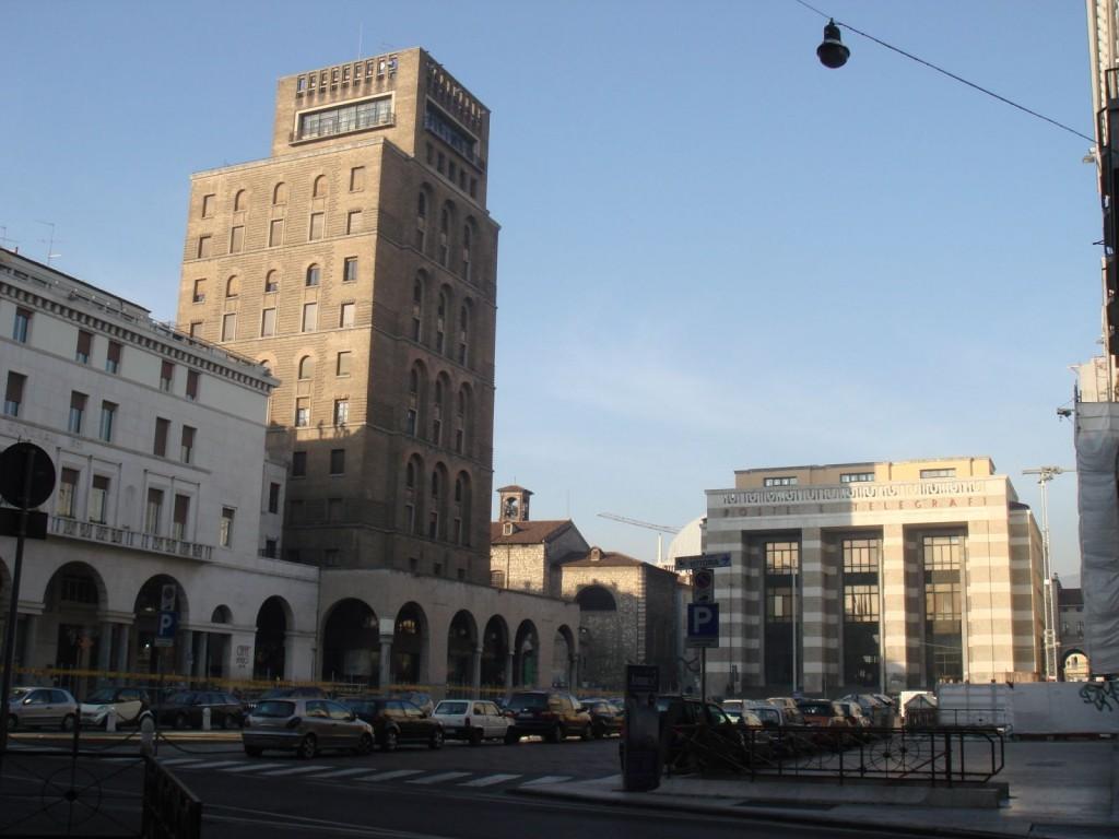Piazza della vittoria Brescia
