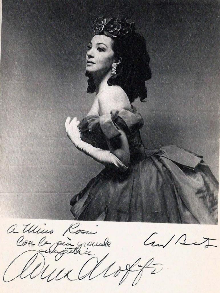 soprano anna moffo
