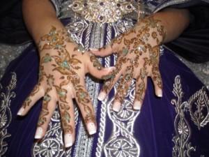 sposa marocchina