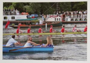 la regata a Henley