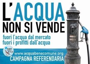 referendum acqua