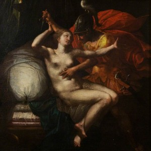 School of Fontainebleau; The Rape of Lucrece; Leicester Arts and Museums Service; http://www.artuk.org/artworks/the-rape-of-lucrece-81073