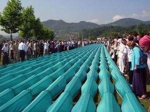 Commemorazione dell'eccidio di Srebrenica