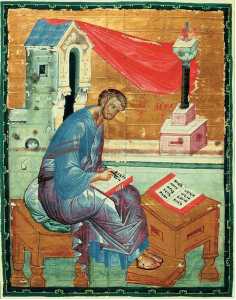 L'evangelista Luca