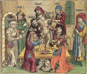 A Trento il giovedì santo del 1475 si immaginò che gli ebrei volessero il sangue di un cristiano per il loro razzimo, avrebbero quindi torturato e fatto morire un bambino di due anni, Simonino, che fu subito proclamato beato.