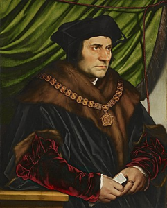 Thomas More (1527), Hans Holbein il giovane