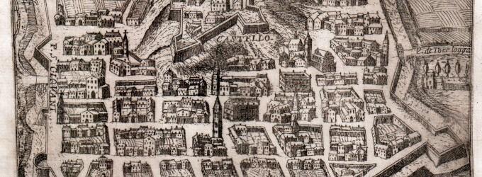Crociera di San Luca: memoria di mali che toccarono tutto il popolo