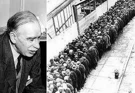 Keynes contro la disoccupazione