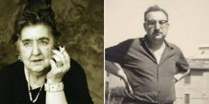 Giorgio Manganelli e Alda Merini, un amore