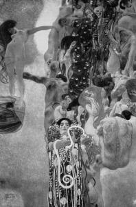 G. Klimt, La Medicina (dipinto perduto)